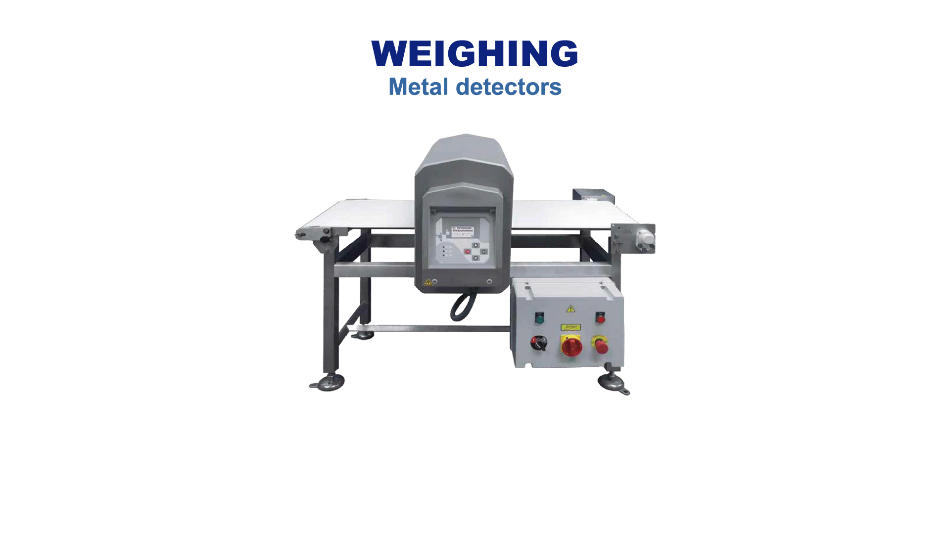 weighing-metal-detectors