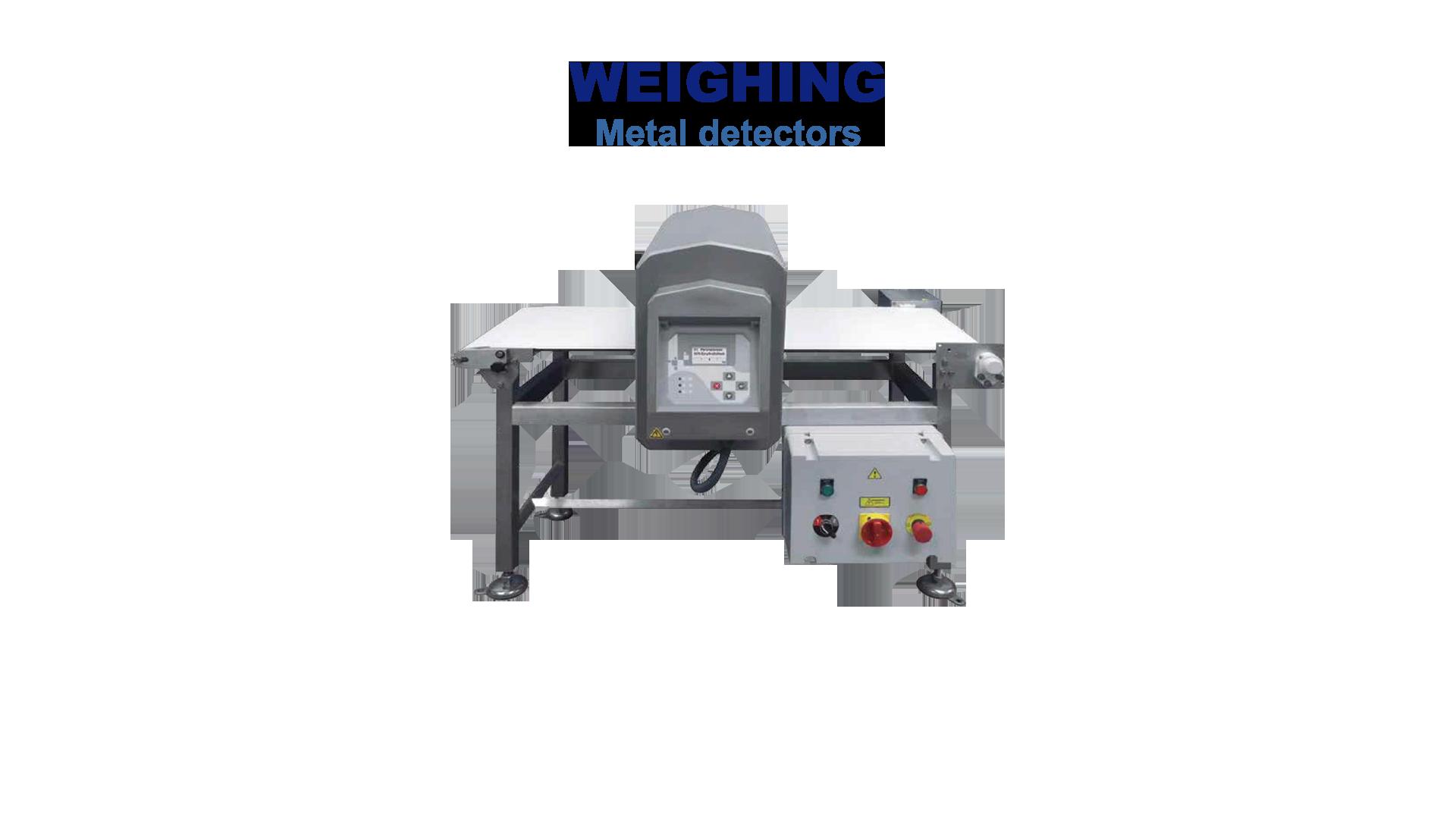 weighing-metal-detectors